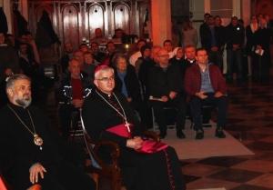 Српски епископи екуменисти хитају у загрљај нове уније са Ватиканом – Субота, 21.1. – Екуменска молитва у православној цркви у Дубровнику