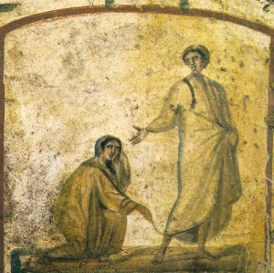 Catacombs of Saints Marcellinus and Peter